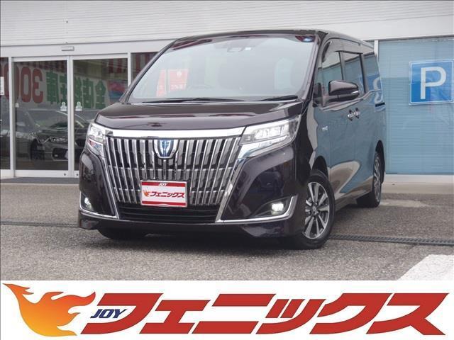 トヨタ ハイブリッドGi プレミアムパッケージトヨタセーフティセンス