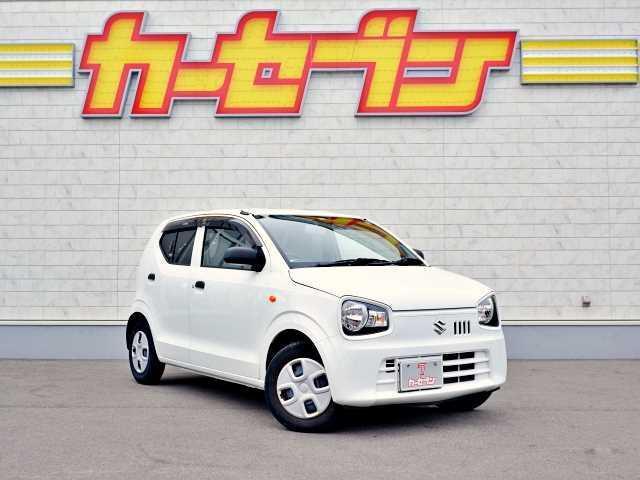 スズキ F/ワンオーナー/ユーザー買取車/5速MT/純正CDデッキ