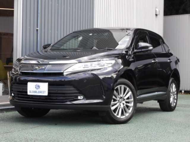 トヨタ 2.0プレミアム メタル&レザーパッケージ セーフティセンス