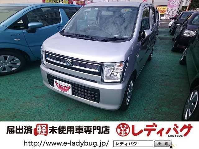 スズキ ワゴンR HYBRID FX 届出済未使用車 運転席シー...