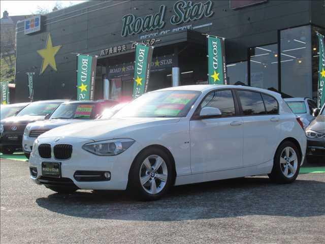 BMW 116iスポーツ HDDナビ ETC バックカメラ HID