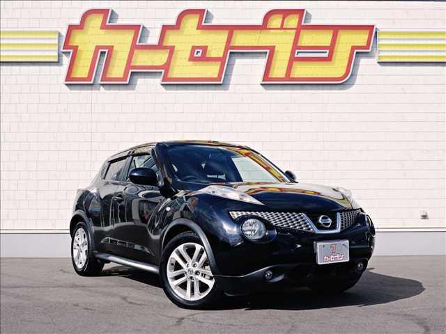 日産 15RXアーバンセレクション/ワンオーナー/純正CD/HID