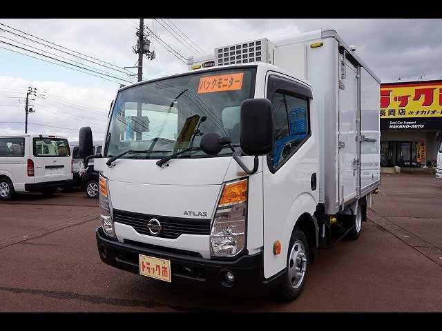 日産 1.1t FSL Wタイヤ 低温冷凍車