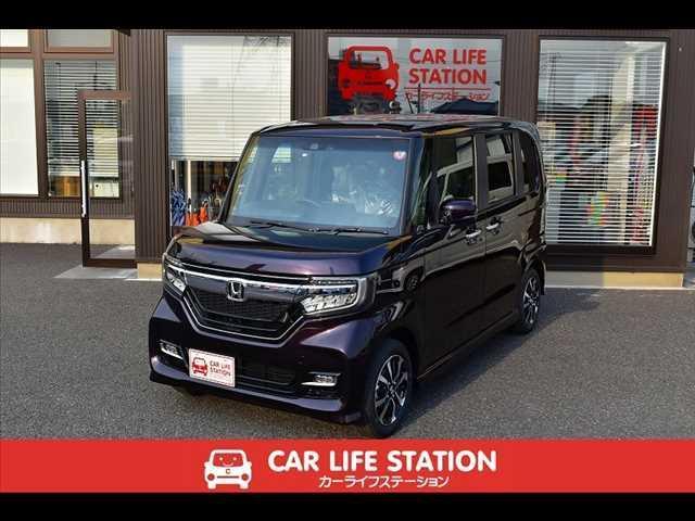 ホンダ カスタム G・L Honda SENSING 届出済未使用車