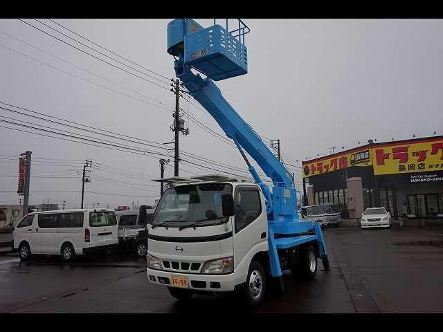 日野 高床 標準 12M 高所作業車