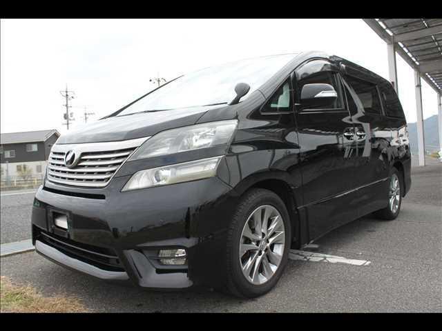 トヨタ 2.4Z プラチナセレクションII ナビTV 全国対応保証