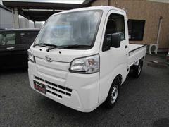 ハイゼットトラックスタンダード 4WD 5MT エアコン パワステ
