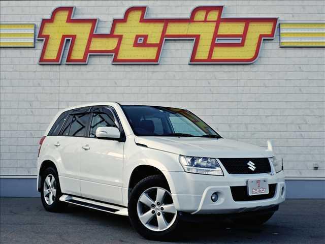 スズキ XG/ワンオーナー/社外ナビ/4WD/シートヒーター