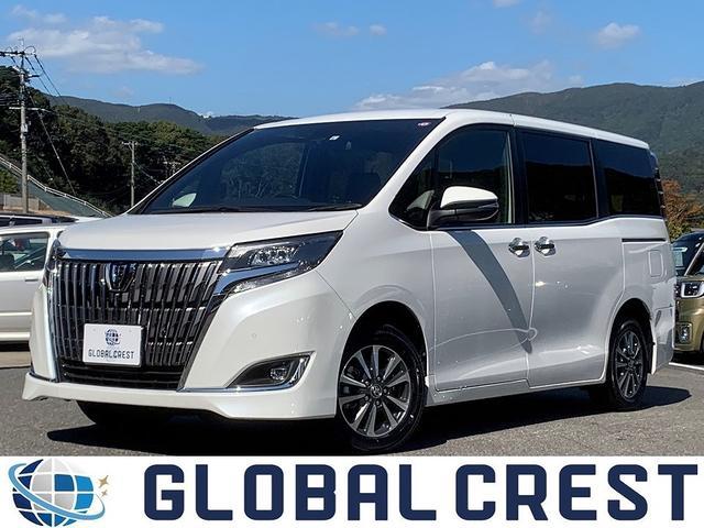 トヨタ Gi 7人 トヨタセーフティセンス 登録済未使用車 禁煙車