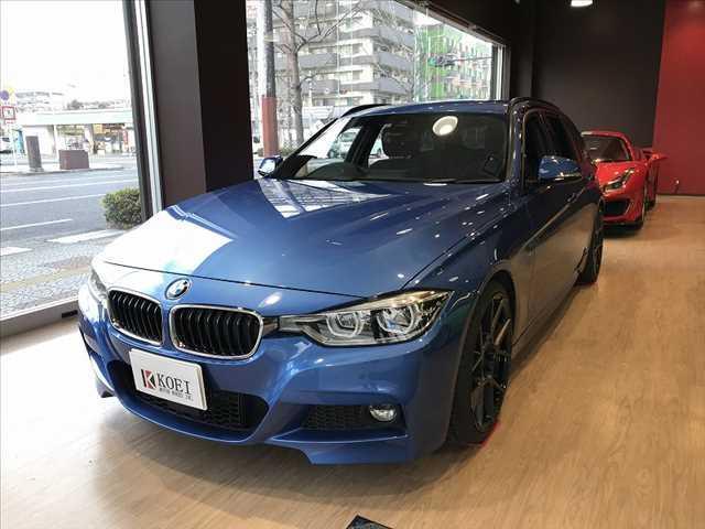BMW 320iツーリング Mスポーツ 地デジ ACC