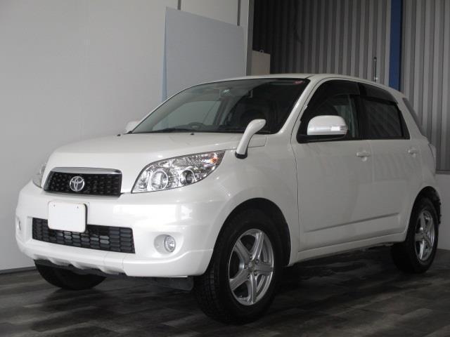 トヨタ ラッシュ G Lパッケージ 4WD CD ETC HIDライト