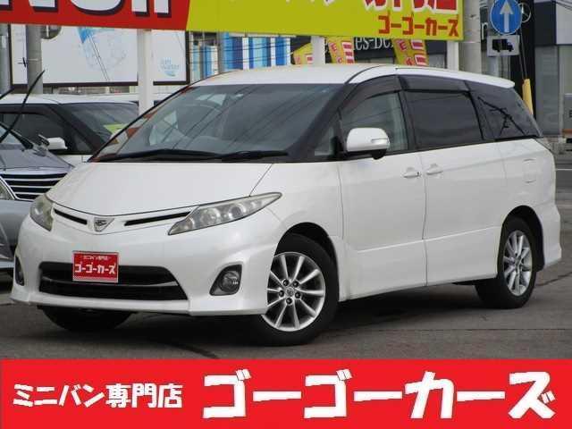 トヨタ アエラス 4WD 両電動スライド TV バックカメラ HID