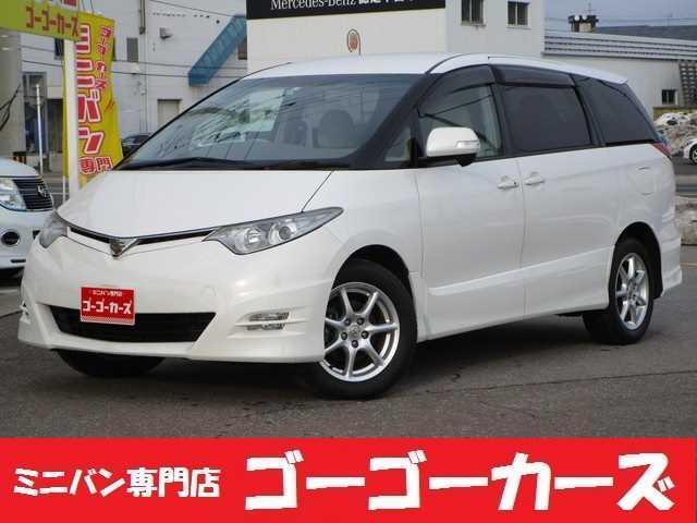 トヨタ アエラスG-ED 4WD 両電動スライド ナビ バックカメラ