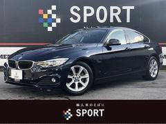 BMW420iグランクーペ 純正ナビ Bカメラ ACC 1オーナー