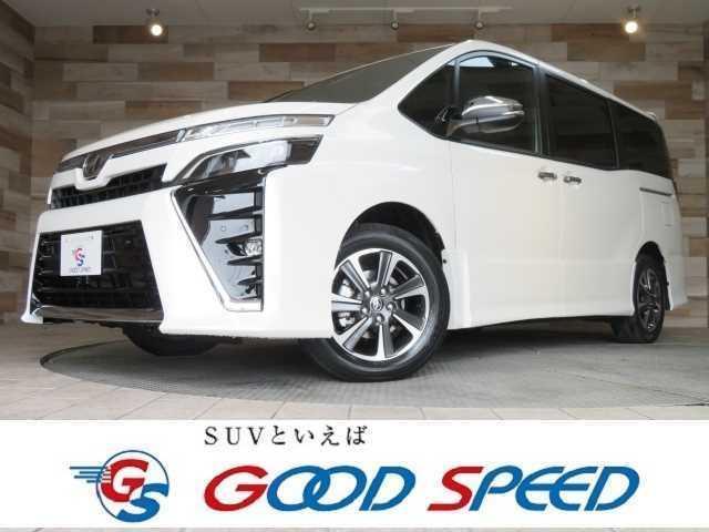 トヨタ ZS 煌II 新車未登録 両側電動ドア 7人乗り クリソナ