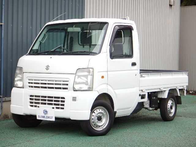 スズキ KC エアコン・パワステ 4WD ワンオーナー