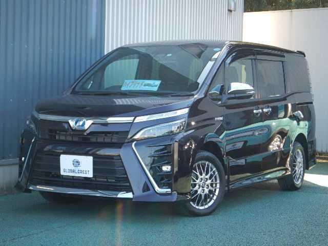 トヨタ 1.8ZS煌 7人セーフティセンス ナビ/TV両側Pスライド