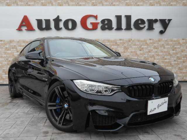 BMW M4 Coupe RHD 赤革&パワーシート 社外マフラー