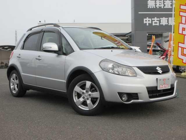 スズキ 1.5XG 4WD/ルーフレール/HIDライト/スマートキー