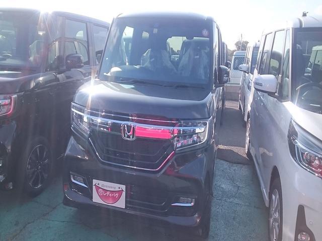 ホンダ カスタム G・L Honda SENSING 片側電動ドア