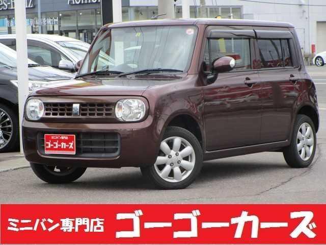 スズキ X 4WD スマートキー プッシュスタートエンジン CD
