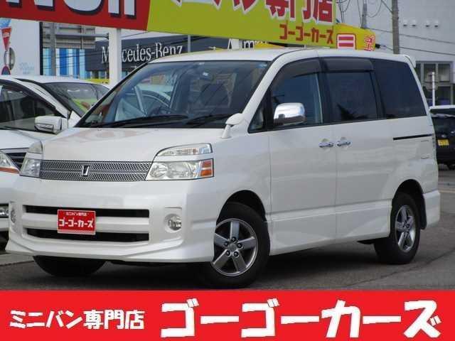 トヨタ Z 煌 4WD 両電動スライド ナビ バックカメラ HID