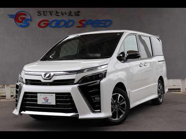 トヨタ ZS煌II 新車未登録 セーフティS 両側電動 LED 7人