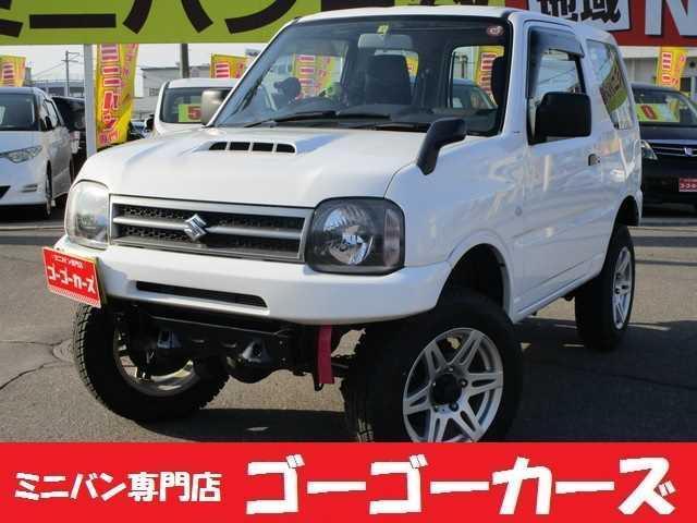 スズキ XG 4WD 5MT リフトアップ 社外足回り 社外マフラー