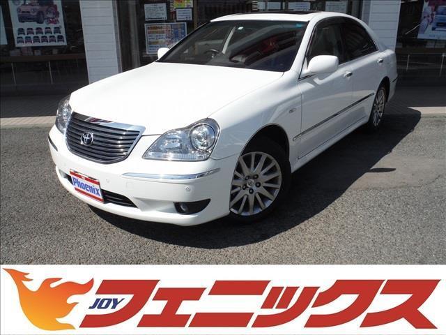 トヨタ Cタイプi-Fourメーカーナビ黒革シートサンルーフ禁煙車