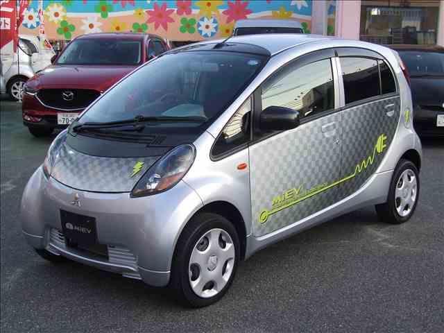 三菱 アイミーブ M 東芝製バッテリー 200V急速充電