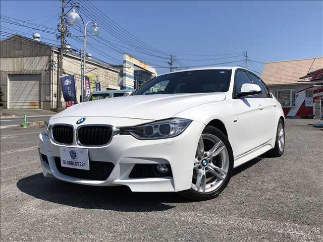 BMW 320d Mスポーツ 禁煙車 HDDナビ ETC Bカメラ