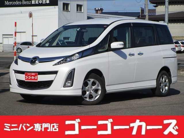 マツダ 20S 4WD 両側電動スライド ナビ TV HID ETC