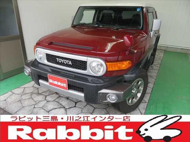 トヨタ FJクルーザー オフロードパッケージ