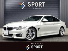 BMW420iクーペ Mスポーツ 1オナ ACC インテリセーフ