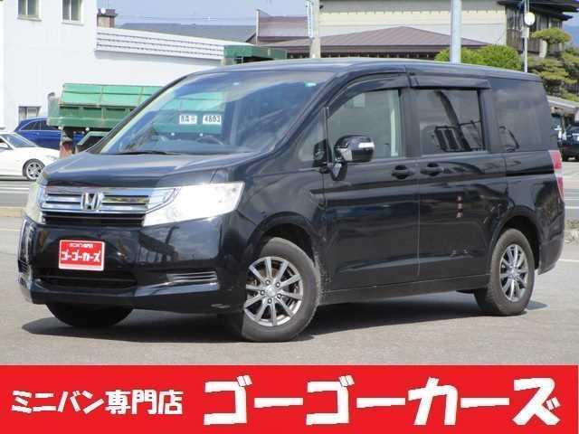 ホンダ L 4WD 寒冷地仕様 電動スライドドア TV バックカメラ