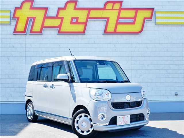 ムーヴキャンバス(ダイハツ) Xメイクアップ SAII 中古車画像
