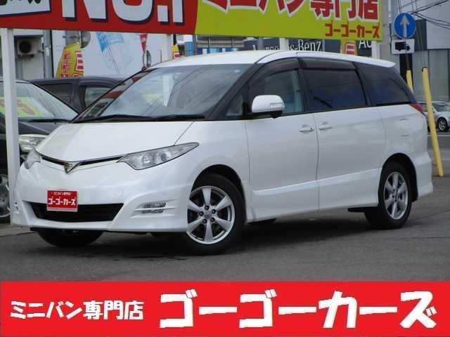 トヨタ アエラスG-ED 4WD 両電動スライド TV バックカメラ