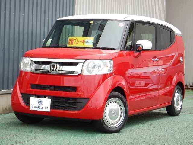 ホンダ N-BOXスラッシュ X 2トーンカラースタイル シティブレーキ・ナビ/TV