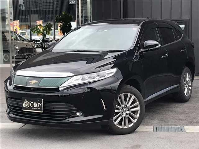 トヨタ PROGRESS メーカーオプションJBL10インチナビ