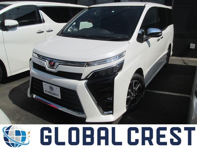 トヨタ ZS煌 トヨタセーフティーセンス 8人 SDナビ ETC