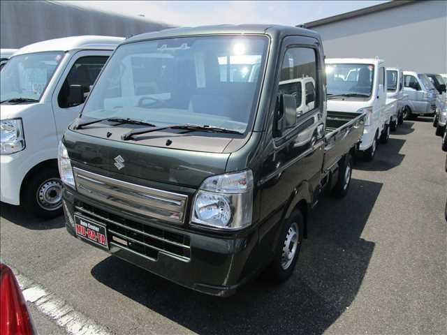 スズキ KCスペシャル 4WD 5MT DCBS