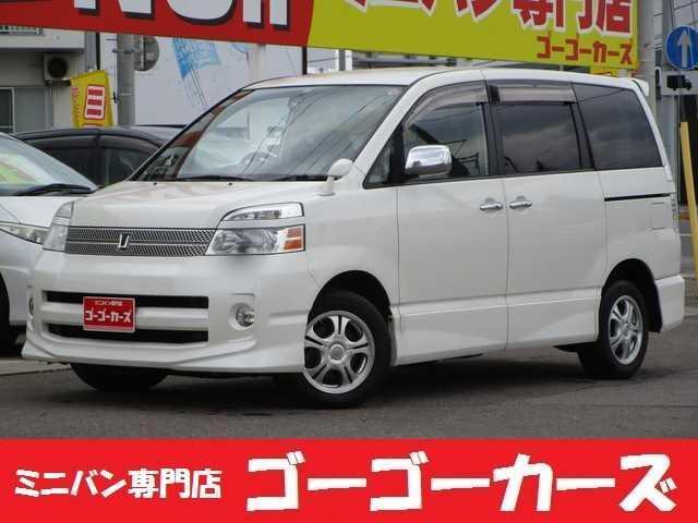 トヨタ Z煌 4WD 両側電動スライド ステアシフト HID ETC