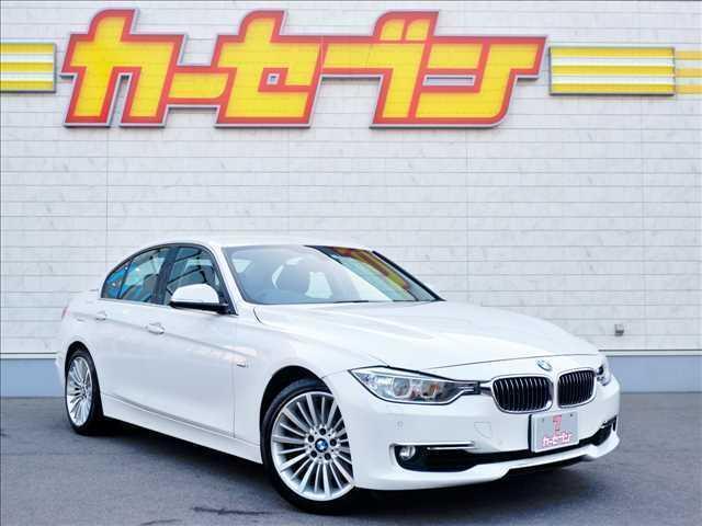 BMW アクティブハイブリッド3 ラグジュアリー クロレザーシート