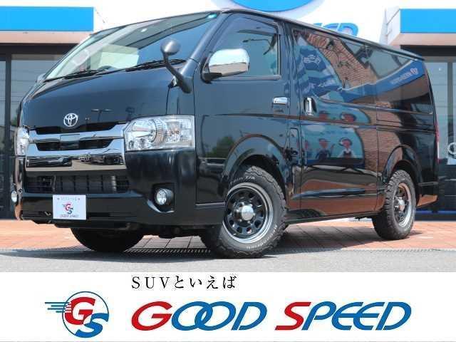 トヨタ スーパーGL ダークプライム スーパーGLダークプライム セーフティS デイトナ 4WD 5型 純正ナビ地デジ バックカメラ ETC