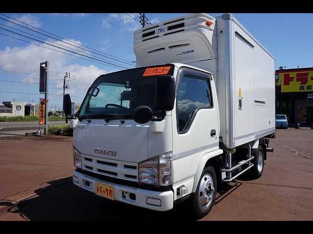いすゞ エルフトラック 2.75t FFL 標準セミロング 低温冷凍車