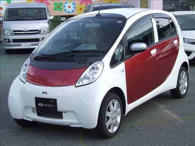 「三菱」「アイミーブ」「コンパクトカー」「兵庫県」の中古車