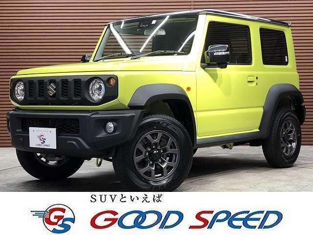 スズキ JC セーフティS クルコン シートヒーター LED 4WD