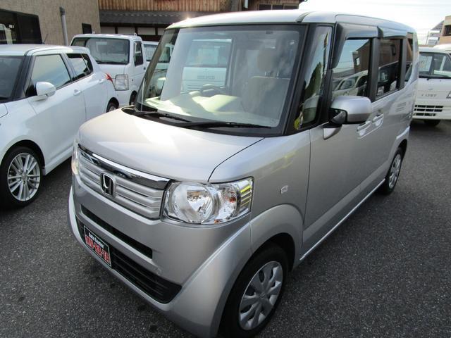 「ホンダ」「N-BOX+カスタム」「コンパクトカー」「滋賀県」の中古車