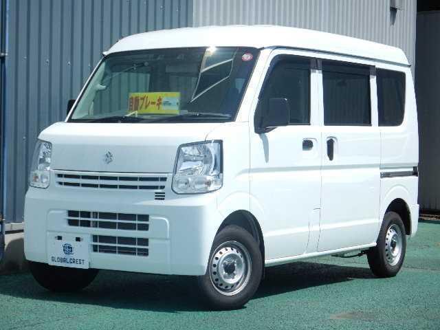 スズキ ハイルーフ PA スズキセーフティサポート装着車