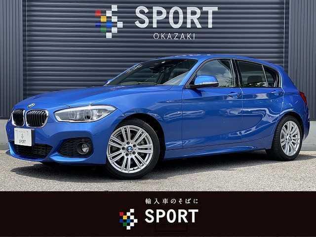 BMW 118d Mスポーツ 純正HDD ETC クルコン LED